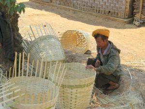 Trekking Kalaw, Myanmar