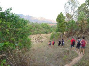 Trekking Kalaw, Lago Inle, Myanmar