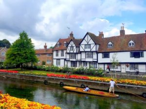 Canterbury, rio Stour