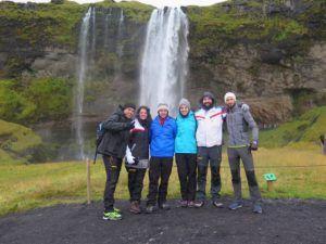 Cascada Seljalandsfoss, Islandia