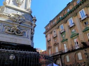 Nápoles, Piazza de San Domenico