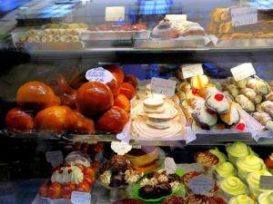 Los dulces de Nápoles