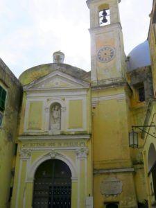 Procida, Abadia de San Miquel Arcangel