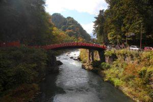 Nikko, Puente Shinkyo