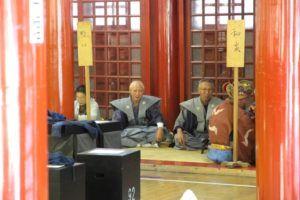Nikko, Santuario Tashogu, Festival de Otoño