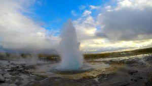 Geyser, Islandia