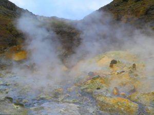 Área geotermal de Krysuvik, Islandia