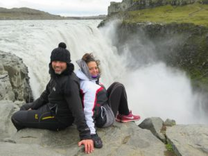 Cascada Dettifoss, Ruta por Islandia