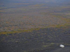 Volcán Hverfel, Islandia