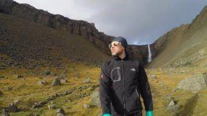 Nómada en Islandia