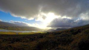 Lago Lagarfljot, Islandia