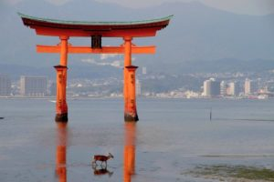 Miyajima, Puerta de Ootorii