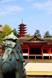Templo sintoísta Itsukushima