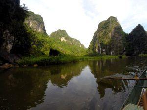 Rio Ngo Dong, Tam Coc, Vietnam