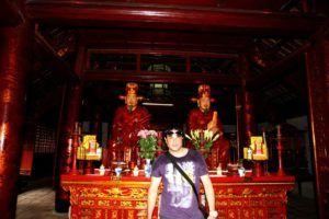 Templo de la Literatura, Hanoi