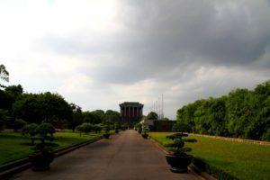 Complejo del Mausoleo de Ho Chi Minh, Hanoi