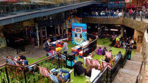 Mercado de Camden Town de Londres