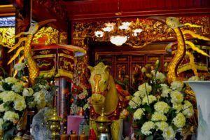 Templo de Bach Ma, Hanoi