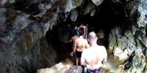 Cuevas de Kamba, Lanquin, Guatemala