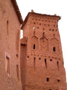Kasbah de Ait Benhaddou, Marruecos