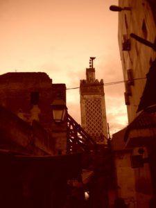 Barrio andaluz de la Medina de Fez, Marruecos