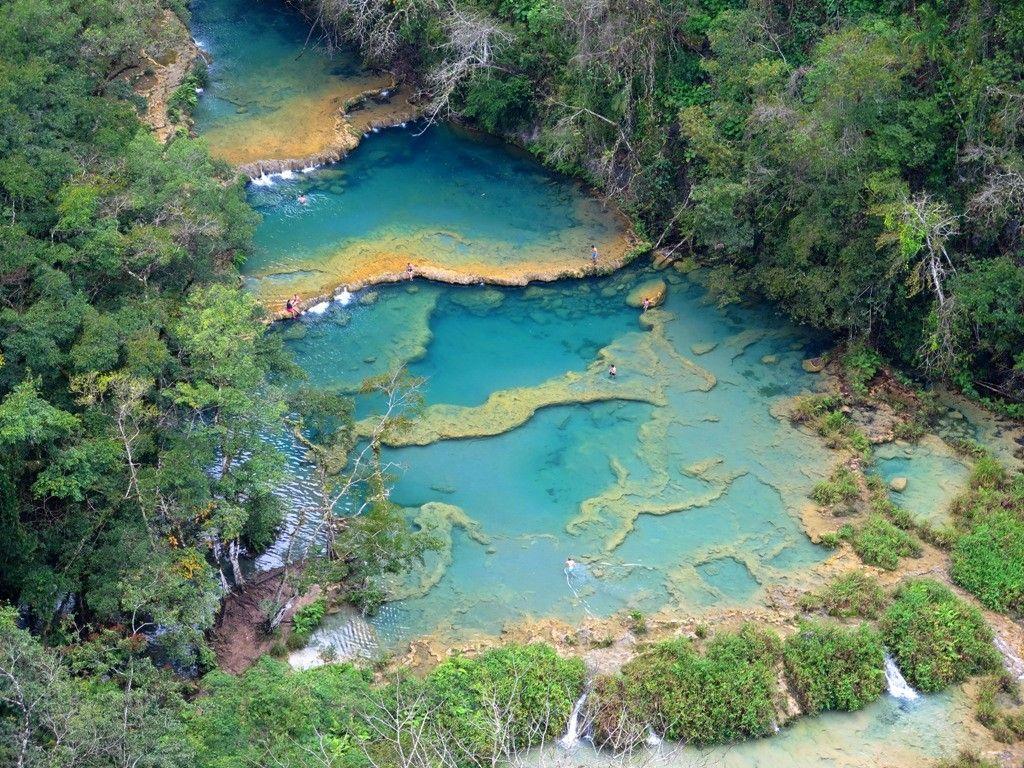 Image result for El Parque Nacional Semuc Champey