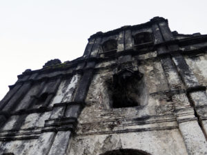Antigua iglesia, Lanquin, Guatemala