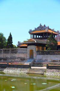 Ciudadela de Hue, Vietnam