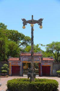 Ciudadela de Hue. Vietnam