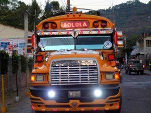 Autobus de Guatemala