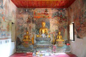Wat Pa Huak, Luang Prabang