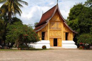 Wat Sensoukaram, Luang Prabang