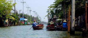 Rio Chao Phraya, Bangkok