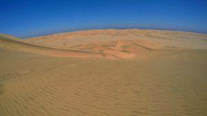 Sandboardin en Namibia