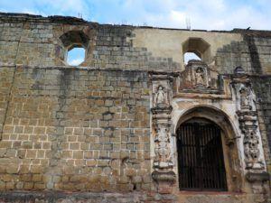 Iglesia y Convento de Santa Clara, Antigua Guatemala