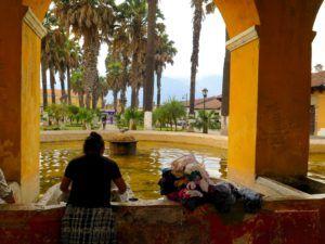 El Tanque de la Unión, Antigua Guatemala