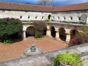 Convento de las Capuchinas, Antigua Guatemala