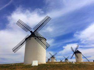 Molinos de Viento de La Mancha, Campo de Criptana