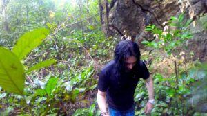 Trekking por la selva de Borneo, Malasia
