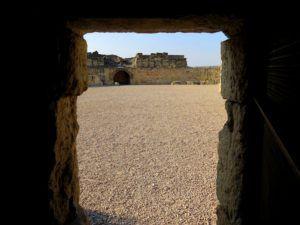 El Anfiteatro de Segóbriga, Cuenca