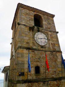Torre del Reloj, Lastres, Asturias