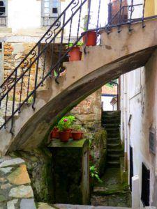 Calles con encanto en Lastres, Asturias