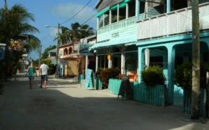 The Happy Lobster, Cayo Caulker, Belice