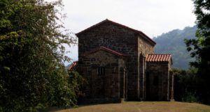 Iglesia de Santa Cristina de Lena, Pobla de Lena, Asturias