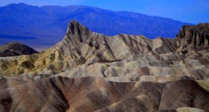 Zabriskre Point, Death Valley