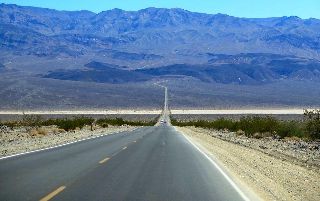 Death Valley Recorremos El Valle De La Muerte De Estados Unidos
