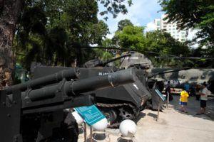 Museo de la Guerra, Ciudad Ho Chi Minh, Vietnam