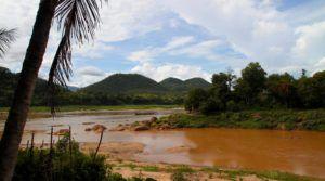 Rio Nam Kahn, Luang Prabang, Laos