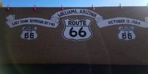 Ruta 66, de Las Vegas al Gran Cañón del Colorado