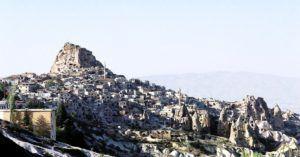 Uchisar, La Capadocia, Turquia